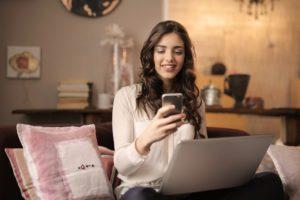 girl online dating